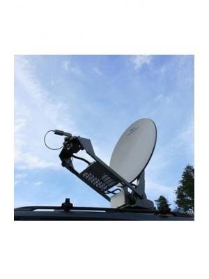 Antenna,Vehicle-Mount Standard, Ku-Band,SNG/Military,1.0m