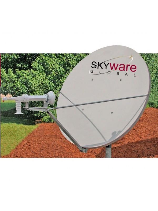 Antenna,Mobile,1.8m,RxTx,Class,III,C-Band,Circular,Type ...