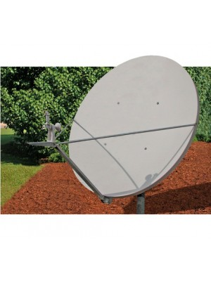 Antenna,Mobile, 1.8m RxTx Class III Ku-Band Type 183 Offset Antenna System