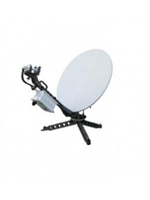 Antenna,Mobile,1.0m Ku-Band Manual Flyaway Agilis Class Antenna