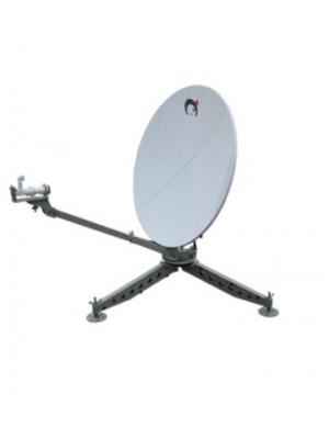 Antenna,Mobile,1.2m Ku-Band Manual Flyaway Agilis Class Antenna