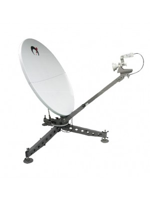 Antenna,Mobile,1.2m C-Band Linear Manual Flyaway Celero Class Antenna