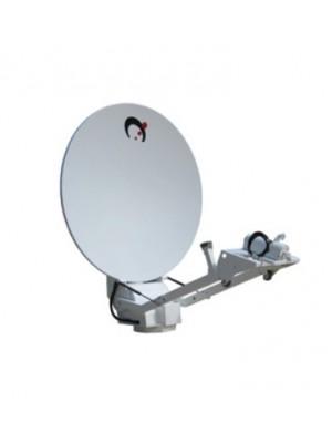 Antenna,Mobile,1.2m Ku-Band Motorized Vehicle-Mount Peloris Class Antenna