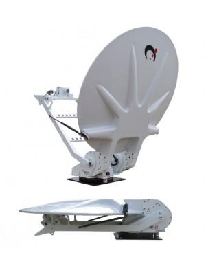 Antenna,Mobile,1.5m C-Band Linear Motorized Vehicle-Mount Peloris Class Antenna