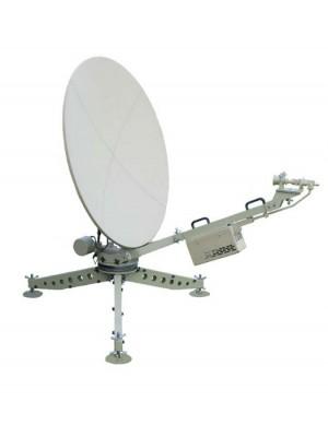 Antenna,Mobile,1.8m Ku-Band Motorized Flyaway Agilis Class Antenna