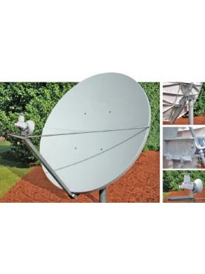 Antenna,Fixed, 2.4m -C-Band, Circular Antenna