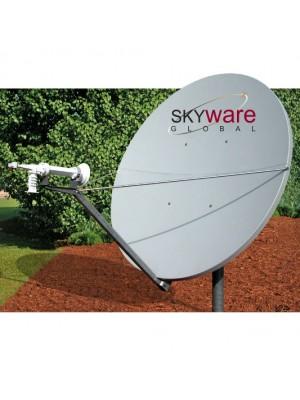 Antenna,Mobile, 2.4cm RxTx Class III C-Band Circular Type 243 Offset Antenna System
