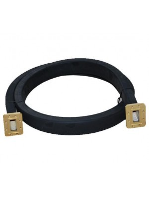 Accessories,C-Band flexible waveguide, WR-137, CPRG-CPRG, 6ft.