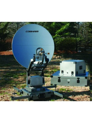 Antenna, Flyaway, Auto-Acquire, EXPLORER 5120, Ku-Band, 1.2m