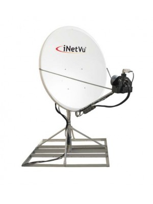 Antenna,Mobile,iNetvu FMA-120 1.2m Ku-Band Fixed Motorised VSAT Antenna