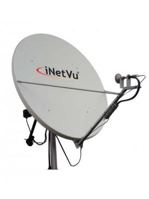 Antenna,Mobile,iNetvu FMA- 180 1.8m C-Band Linear Fixed Motorized VSAT Antenna
