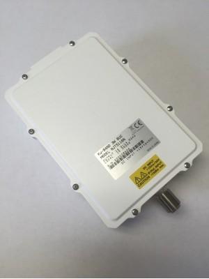 Amplifier, BUC, Ku-band, 3W, N-Type Connector