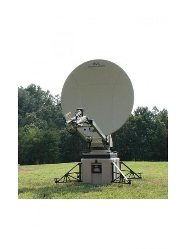 AvL Technologies Model 1 2m 1050 FA SNG/Military Tri-Band