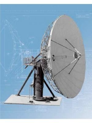 Antenna, Model 11.1m C-Band Circular KPC 4-Port Cassegrain Antenna