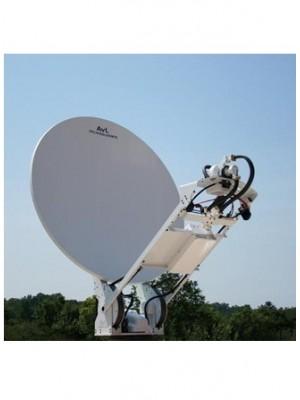 Antenna, Vehicle-Mount,Ku-Band, Premium SNG/Military,Motorized Transportable, 1.4m