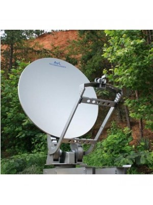 Antenna, Vehicle-Mount ,C-Band,Mobile VSAT,Motorized Transportable,1.8m