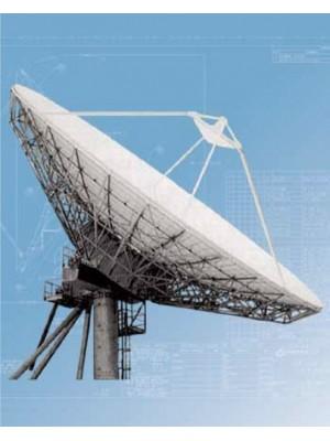 Antenna, Model 21m C-Band Linear KPC 4-Port Cassegrain Antenna