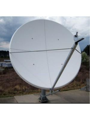 Antenna, Fixed, 2.4m -Ku-Band, Linear Antenna