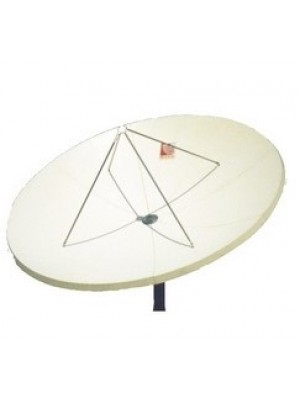 Antenna, Fixed, 3.7m -C - Band, Prime Focus, Rx Only