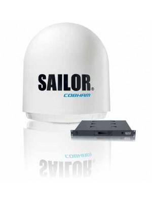 Antenna, Sailor, 800, Ku-Band, 6W BUC