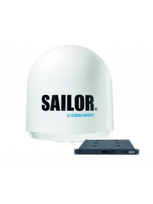 Antenna, VSAT, Sailor 900, Ku-Band