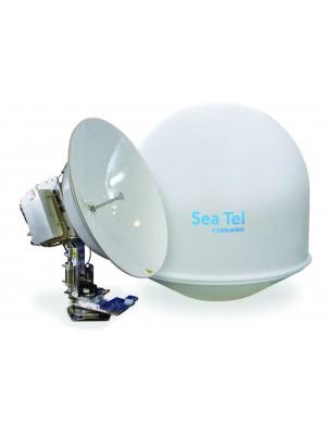 Antenna, 1.2m, Ku-Band, Sea Tel, 16W BUC